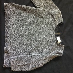 Gray Everly Formal Top